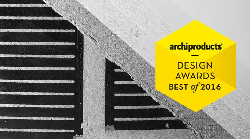 Archiproducts design Award 2016